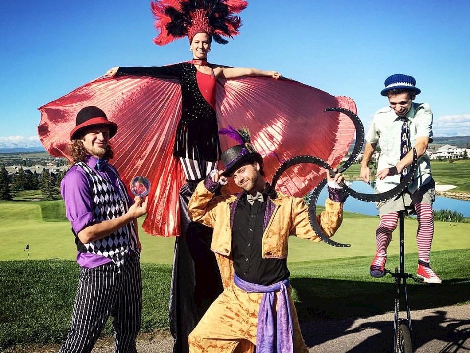 parallax-circus-variety-acts